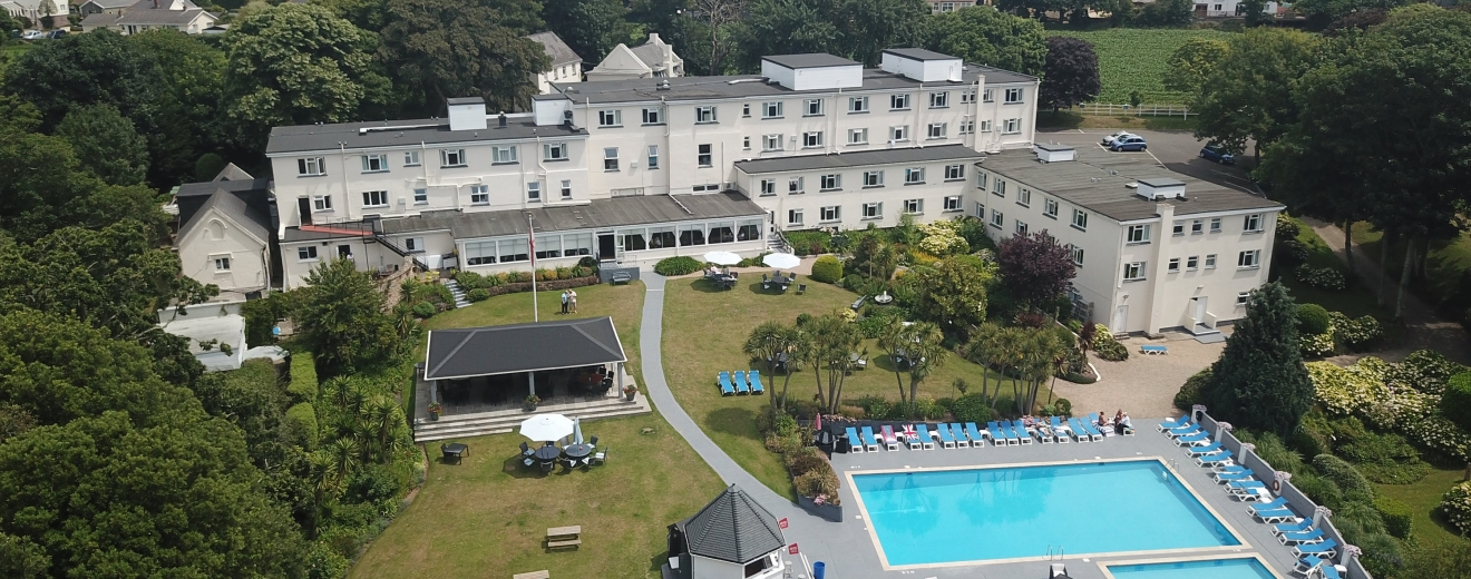 A family run hotel for over 50 years in Saint Helier, Jersey