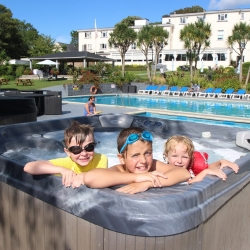 Westhill Country Hotel, Jersey - Grounds and Pools