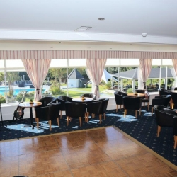 Inside the Westhill Country Hotel, Jersey